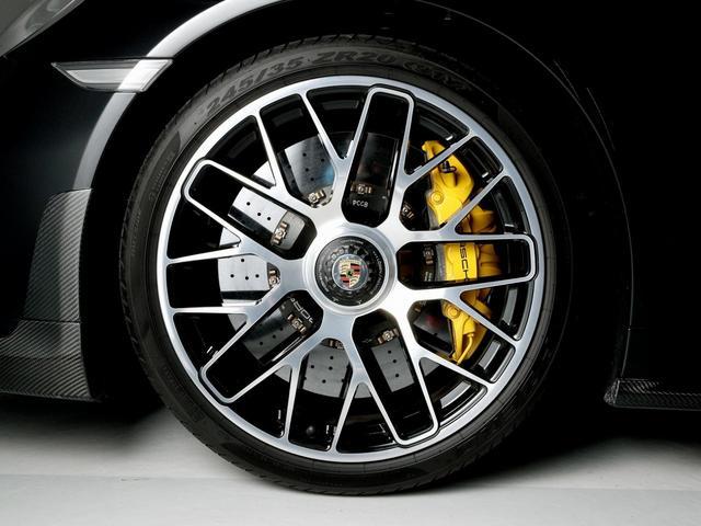 911ターボS スポーツクロノ PCCB カーボンフルキット(10枚目)
