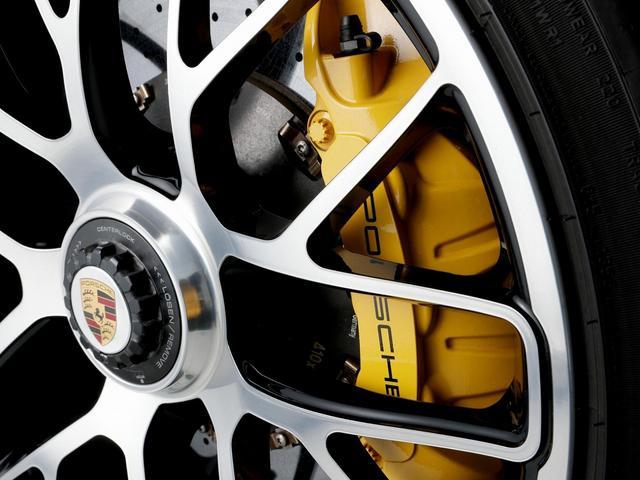 911ターボS スポーツクロノ PCCB カーボンフルキット(11枚目)