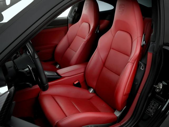 911ターボS スポーツクロノ PCCB カーボンフルキット(13枚目)
