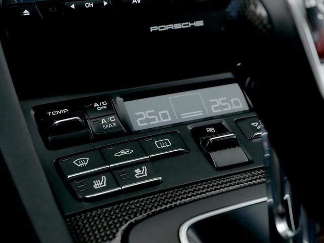 911ターボS スポーツクロノ PCCB カーボンフルキット(19枚目)