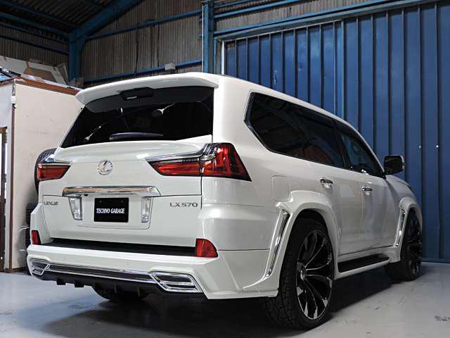 「レクサス」「LX」「SUV・クロカン」「岐阜県」の中古車8