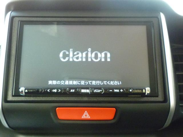 ホンダ N BOX G・Lパケ ナビ リアモニター 左側Pスラ おしゃれセット