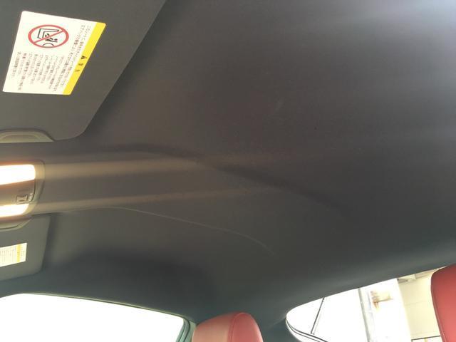 Ver.ST 40thアニバーサリー 専用赤革パワーシート(11枚目)