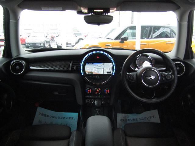 MINI MINI クーパーS 1オナ HDDナビ ドライビングモード ETC
