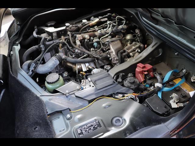 ディーゼル スーパーGL ダークプライム 4WD 両側電動(12枚目)