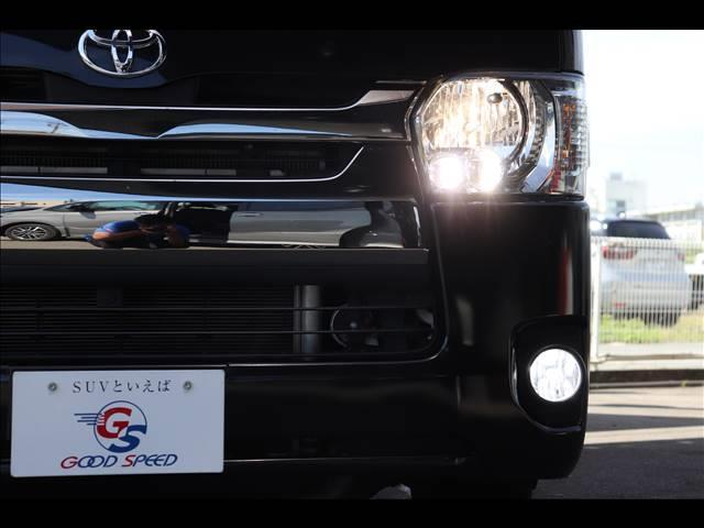 ディーゼル スーパーGL ダークプライム 4WD 両側電動(14枚目)