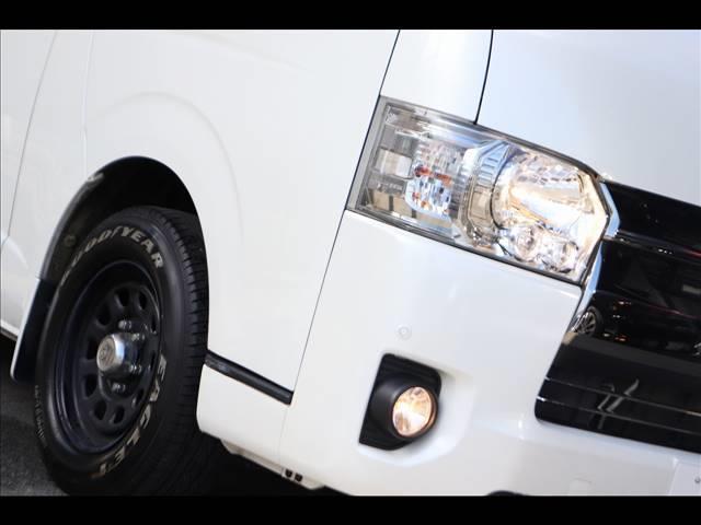 スーパーGL ダークプライム LEDヘッドライト 助手席エアバック Bカメラ Bluetooth接続 フォグライト デイトナホイール ホワイトレター フルセグ 純正ナビ ステアリングスイッチ(20枚目)
