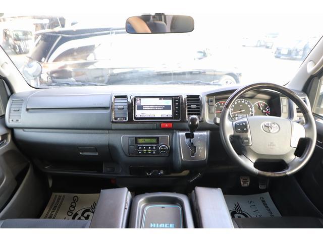 スーパーGL ダークプライム LEDヘッドライト 助手席エアバック Bカメラ Bluetooth接続 フォグライト デイトナホイール ホワイトレター フルセグ 純正ナビ ステアリングスイッチ(33枚目)