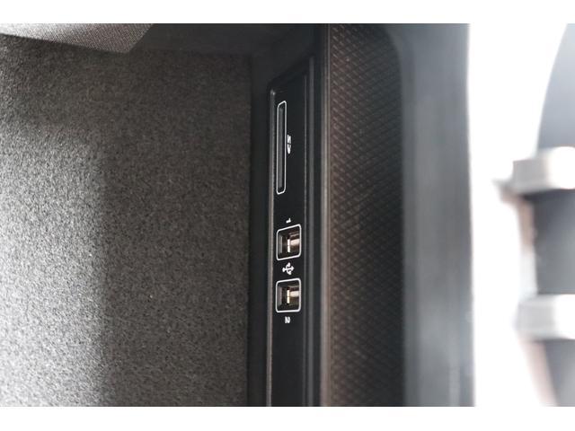 USBインターフェースを装備。ipodやUSBオーディオをお楽しみいただけます。SDスロット、ブルートゥースオーディオにも対応し多彩なエンターテイメント機能をお楽しみいただけますよ。