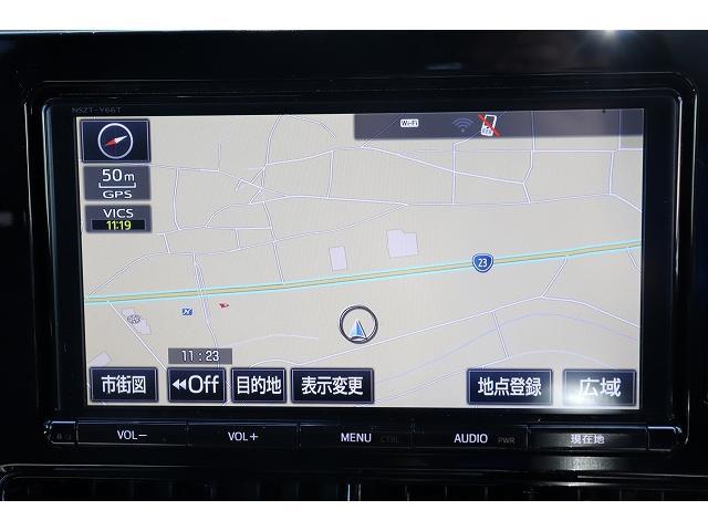 アエラス プレミアム 両側電動スライドドア 9型純正ナビ フルセグ ブルートゥース接続可 トヨタセーフティセンス オートハイビーム クルーズコントロール 社外18インチアルミ クルーズコントロール ビルトインETC(4枚目)