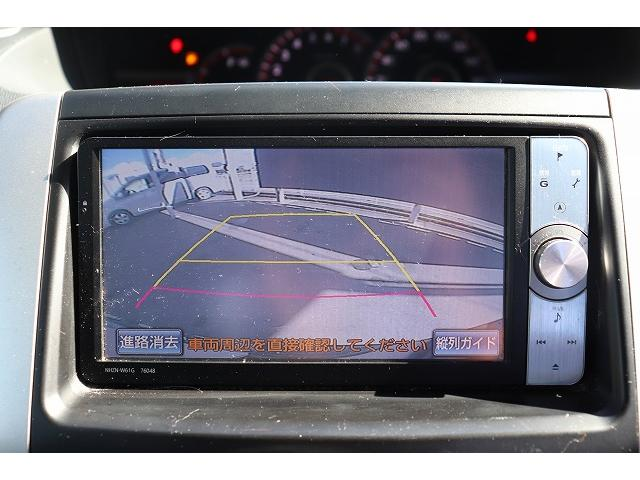 Si 両側電動スライドドア 純正HDDナビ パワーバックドア ビルトインETC バックカメラ TV 純正アルミ スマートキー プッシュスタート オートエアコン オートライト(6枚目)