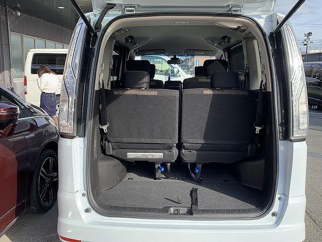 ハイウェイスター S-HYBRID 純正7型HDDナビ 両側電動スライドドア クルーズコントロール ダブルエアコン LEDヘッドライト(27枚目)