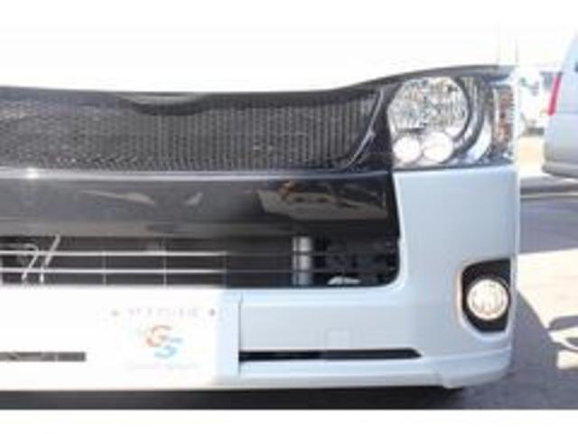 スーパーGL ダークプライム 415コブラボンネット/リップ/グリル 玄武2インチローダウン RAYS17AW アルパイン8型ナビ地デジ LEDヘッド Pスタート スマートキー バックカメラ リアクーラー ETC(15枚目)