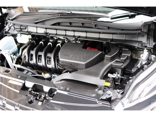 ハイウェイスターV 登録済未使用車 セーフティAパック スマートルームミラー アラウンドビューモニター 両側電動スライドドア ハンズフリースライドドア プロパイロット LEDヘッド(12枚目)