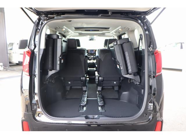 2.5S 新車未登録 ツインムーンルーフ トヨタセーフティセンス レーダークルーズコントロール 両側電動ドア パワーバックドア 3眼ヘッドライト LEDヘッドライト ディスプレイオーディオ バックカメラ(11枚目)