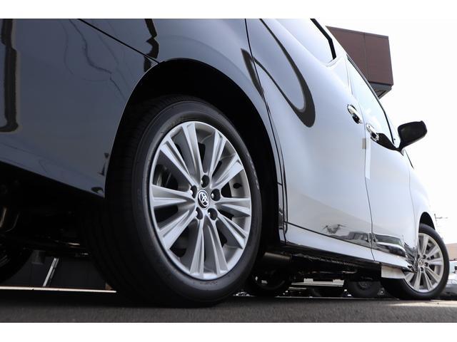 2.5S 新車未登録 ツインムーンルーフ トヨタセーフティセンス レーダークルーズコントロール 両側電動ドア パワーバックドア 3眼ヘッドライト LEDヘッドライト ディスプレイオーディオ バックカメラ(13枚目)