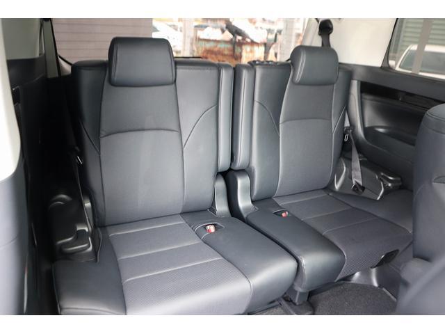 2.5Z Gエディション 黒革フルレザーシート サンルーフ アルパインSDナビ 両側電動スライドア シートヒーター パワーバックドア 後席オットマンシート 純正アルミホイール LEDヘッドライト 衝突軽減装置(8枚目)