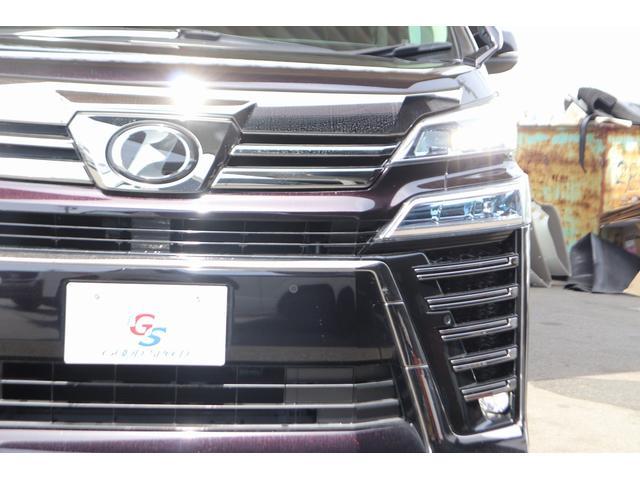2.5Z Gエディション 黒革フルレザーシート サンルーフ アルパインSDナビ 両側電動スライドア シートヒーター パワーバックドア 後席オットマンシート 純正アルミホイール LEDヘッドライト 衝突軽減装置(31枚目)