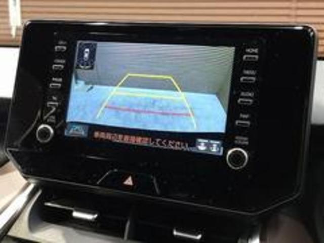 G ディスプレイオーディオ LEDヘッド バックモニター Bluetoothオーディオ スマートキー ハーフレザー クリアランスソナー 電動シート セーフティS レーダークルーズ 電動リアゲート(4枚目)