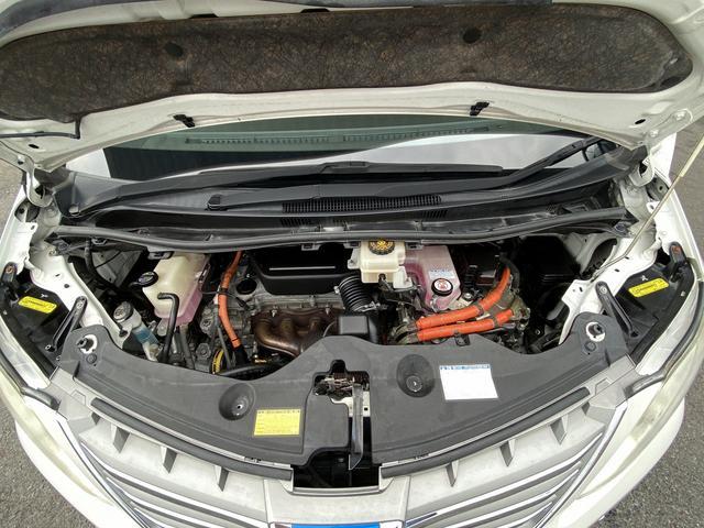 G 両側電動 クルコン 純正8型HDDナビ フルセグ AC100V パワーシート シートメモリ ETC(18枚目)
