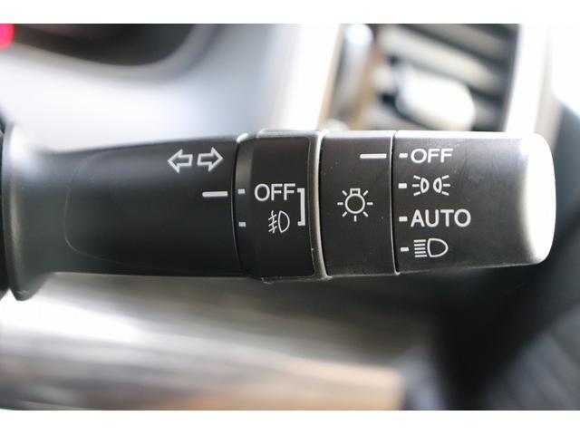 アブソルート 7人乗り 純正インターナビ 両側電動スライドドア クルーズコントロール フルセグ ドラレコ バックカメラ ETC Wエアコン ハーフレザーシート オットマン 純正アルミ パドルシフト スマートキー(38枚目)