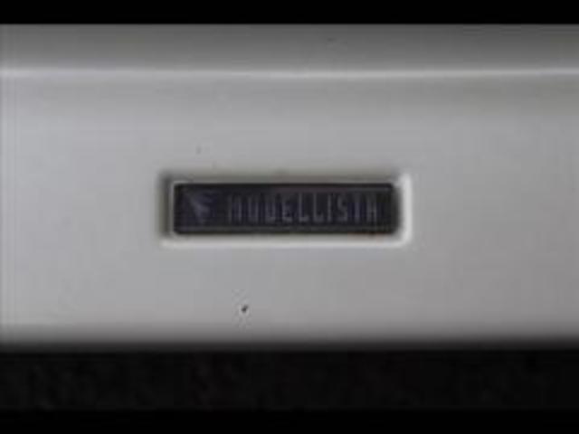 ロングスーパーGL モデリスタフロントリップ Wedsホイール 助手席エアバック HDDナビ フルセグ AC100V ETC 黒革調シートカバー 両側スライドドア 小窓付(6枚目)