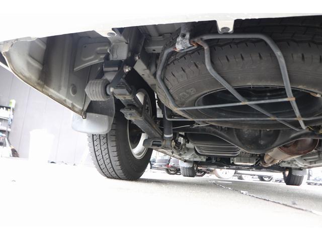 ロングスーパーGL モデリスタフロントリップ Wedsホイール 助手席エアバック HDDナビ フルセグ AC100V ETC 黒革調シートカバー 両側スライドドア 小窓付(24枚目)