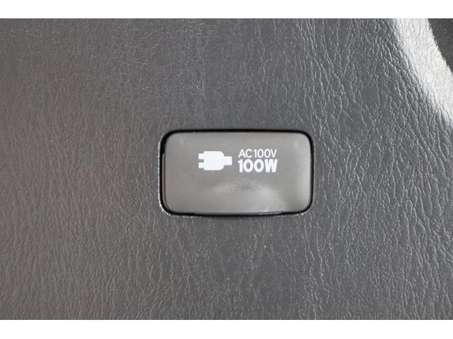 ロングスーパーGL モデリスタフロントリップ Wedsホイール 助手席エアバック HDDナビ フルセグ AC100V ETC 黒革調シートカバー 両側スライドドア 小窓付(28枚目)