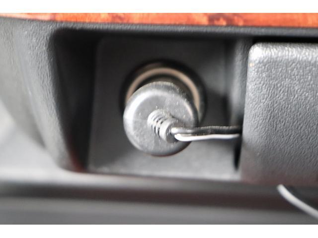 ロングスーパーGL モデリスタフロントリップ Wedsホイール 助手席エアバック HDDナビ フルセグ AC100V ETC 黒革調シートカバー 両側スライドドア 小窓付(37枚目)