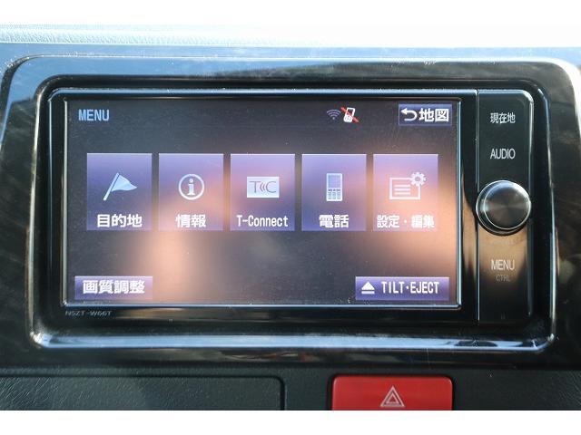 スーパーGL ダークプライム 純正SDナビ フルセグ ブルートゥース接続可 フロントスポイラー スマートキー プッシュスタート オートエアコン ビルトインETC LEDヘッドライト ステアリングリモコン フォグランプ(4枚目)