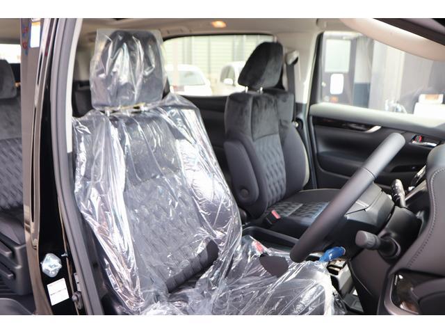 2.5S 新車未登録 ツインムーンルーフ トヨタセーフティセンス レーダークルーズコントロール 両側電動ドア パワーバックドア 3眼ヘッドライト LEDヘッドライト ディスプレイオーディオ バックカメラ(9枚目)