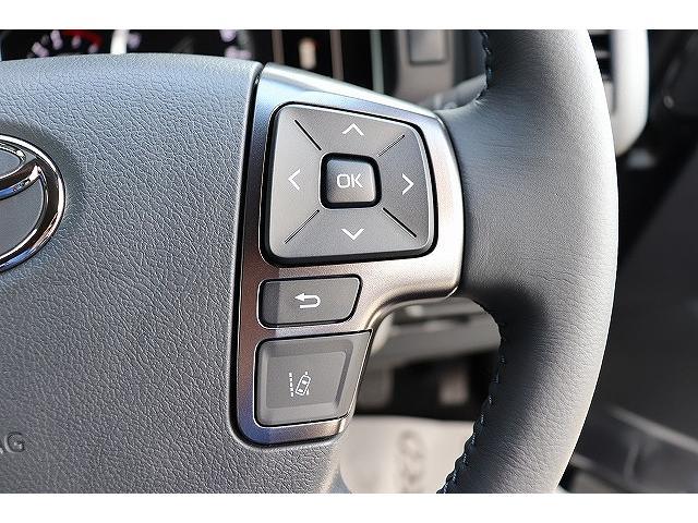 スーパーGL DARK PRIMEII アルパインビッグX フリップダウンモニター 4WD 両側電動ドア デジタルインナーミラー ディーゼル車 コーナーセンサー バックカメラ プッシュスタート LEDヘッドライト オートハイビーム(10枚目)
