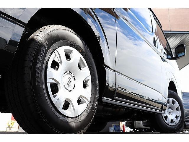 スーパーGL DARK PRIMEII アルパインビッグX フリップダウンモニター 4WD 両側電動ドア デジタルインナーミラー ディーゼル車 コーナーセンサー バックカメラ プッシュスタート LEDヘッドライト オートハイビーム(19枚目)