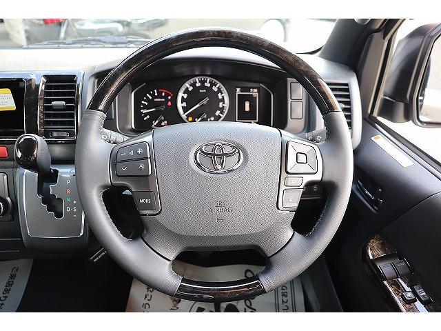 スーパーGL DARK PRIMEII アルパインビッグX フリップダウンモニター 4WD 両側電動ドア デジタルインナーミラー ディーゼル車 コーナーセンサー バックカメラ プッシュスタート LEDヘッドライト オートハイビーム(36枚目)