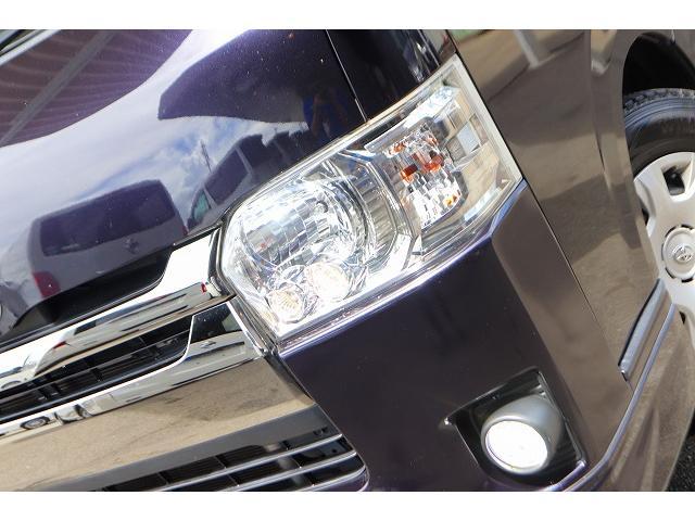 スーパーGL ダークプライム モデリスタエアロ プッシュスタート ディーゼル ステアリングスイッチ カロッツェリアナビ フルセグ バックカメラ LEDヘッドライト ETC スライドドア ハーフレザーシート(20枚目)