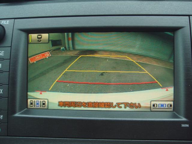 トヨタ プリウス Gツーリングセレクション 純正HDDナビ フルセグ ETC