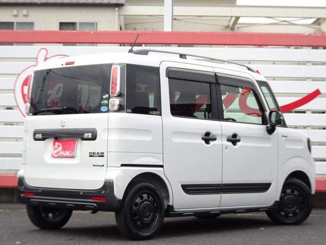 「スズキ」「スペーシアギア」「コンパクトカー」「岐阜県」の中古車2