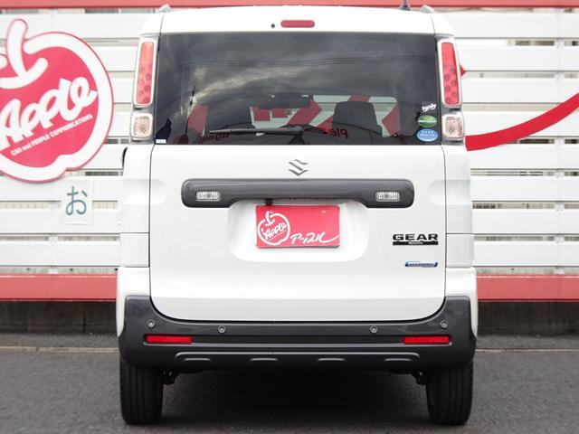 「スズキ」「スペーシアギア」「コンパクトカー」「岐阜県」の中古車7