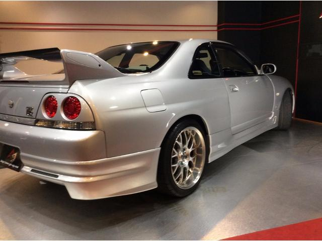 日産 スカイライン GT-R フルチューニングカー