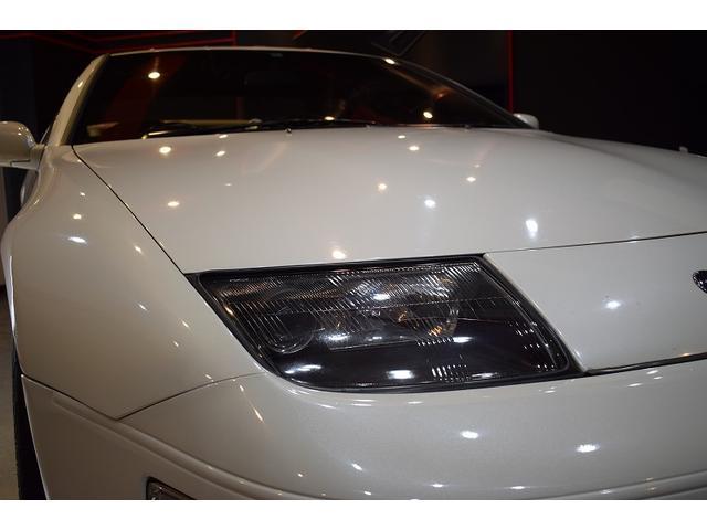 日産 フェアレディZ 300ZXツインターボ 社外マフラー タイベル交換済み
