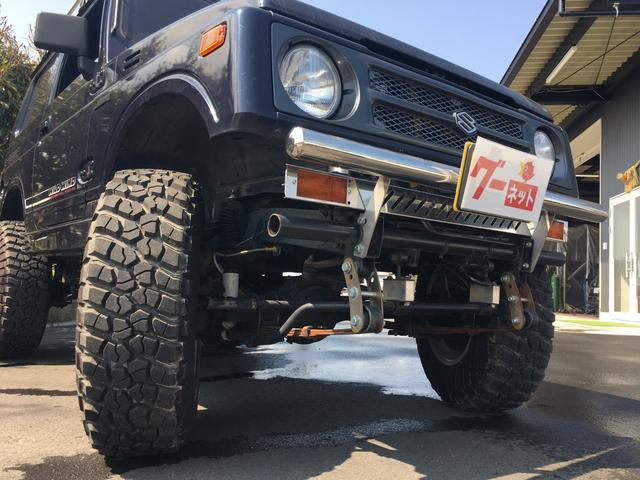 ワイルドウインド 4WD ミッキートンプソンAWリフトアップ(5枚目)