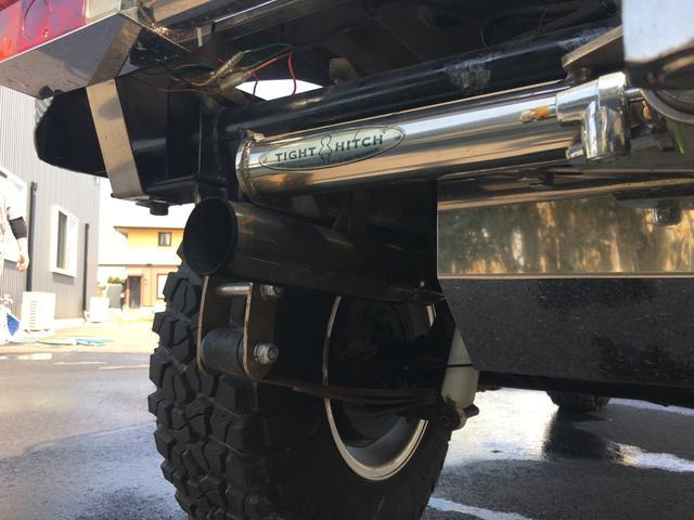ワイルドウインド 4WD ミッキートンプソンAWリフトアップ(12枚目)