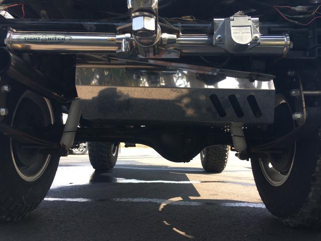 ワイルドウインド 4WD ミッキートンプソンAWリフトアップ(13枚目)