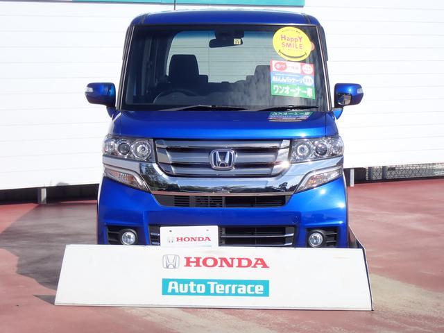 ホンダ N BOXカスタム ワンセグ リアカメラ 両側電動パワースライドドア