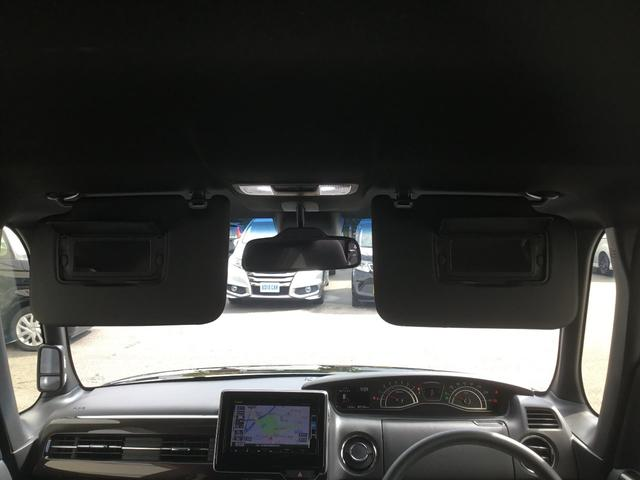 G・Lホンダセンシング 純正ギャザズインターナビ リアカメラ リア両側パワースライドドア LEDヘッドライト LEDフォグライト クルーズコントロール VSA 純正ETC オートリトラミラー サイドエアバック オートライト(25枚目)