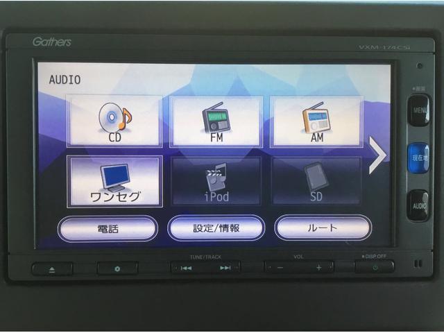 G・Lホンダセンシング 純正ギャザズインターナビ リアワイドカメラ  クルーズコントロール オートライト VSA リア左側パワースライドドア ワンセグ 純正ETC リアシートスライド リア席サンシェード USBチャージャー2(6枚目)