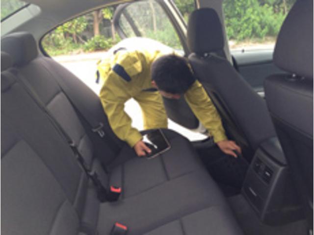 G・Aパッケージ あんしんパッケージ 純正CDチューナー クルーズコントロール VSA ディスチャージヘッドライト サイドエアバック サイドカーテンエアバック オートライト 革巻ステアリング スマートキー フォグライト(54枚目)