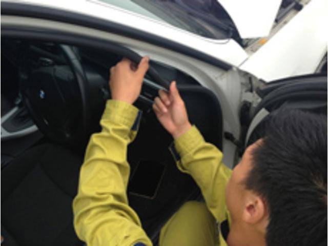 G・Aパッケージ あんしんパッケージ 純正CDチューナー クルーズコントロール VSA ディスチャージヘッドライト サイドエアバック サイドカーテンエアバック オートライト 革巻ステアリング スマートキー フォグライト(57枚目)