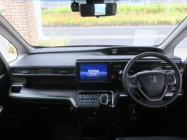 ホンダ ステップワゴンスパーダ スパーダハイブリッド G・EX ホンダセンシング 本革シート