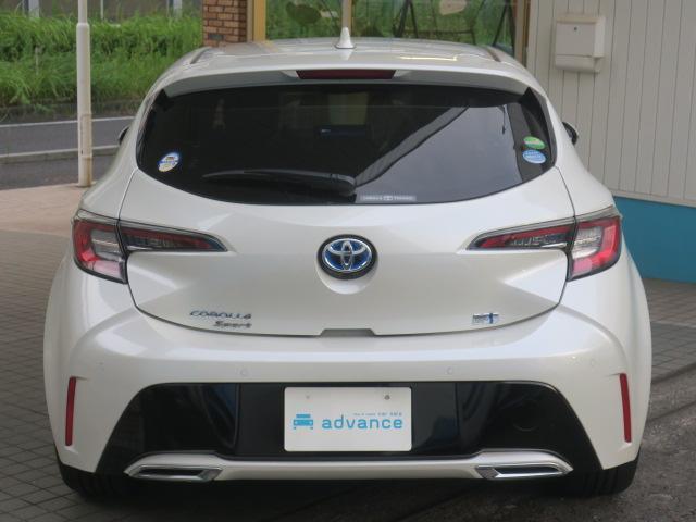 「トヨタ」「カローラスポーツ」「コンパクトカー」「愛知県」の中古車3
